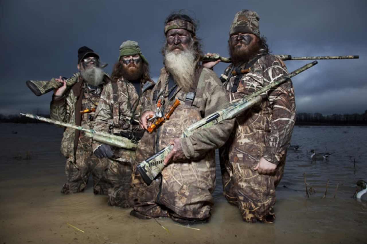 W Duck Dynasty The Philly Talk...